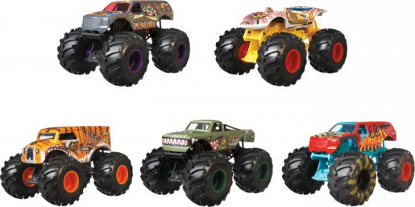 Spin Master - Monster Trucks 1:24