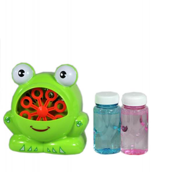 Fun Trading - Seifenblasenmaschine Frosch