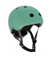 Scoot & Ride - Helm S-M forest