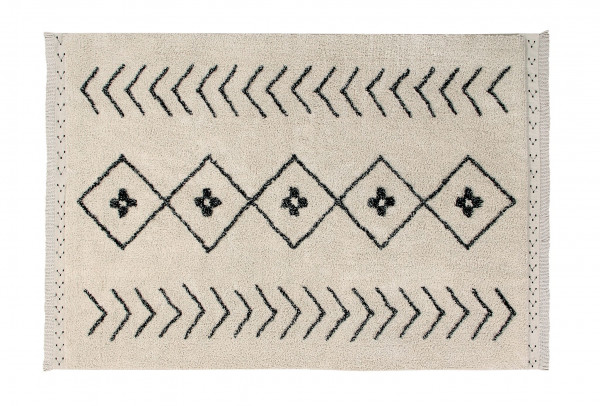 Lorena Canals - Teppich Washable Baumwolle Rug Bereber Rhombs