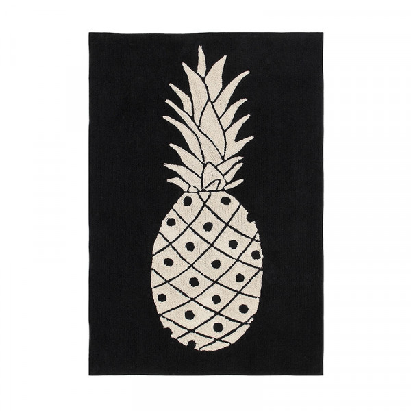 Lorena Canals - Teppich Washable Baumwolle Pineapple
