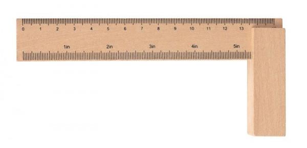 MaMaMeMo - Winkelmesser aus Holz