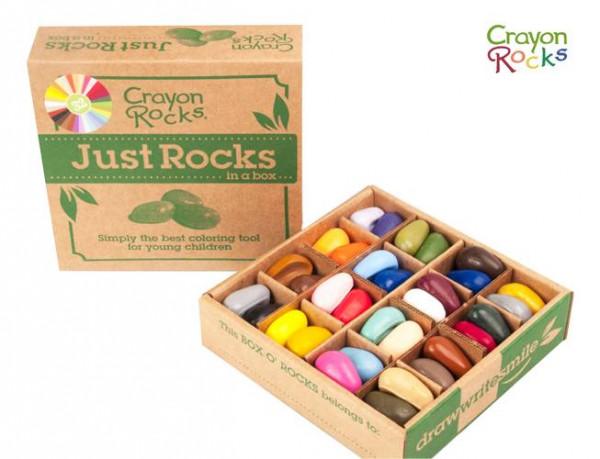 Crayon Rocks - Wachsmalsteine 64er Set 32 Farben