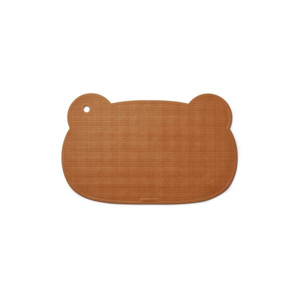 Liewood - Badematte Mr. Bear mustard