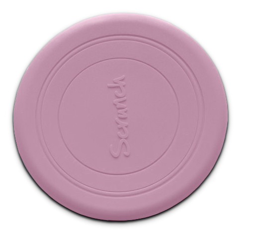 SCRUNCH - Frisbee dusty rose