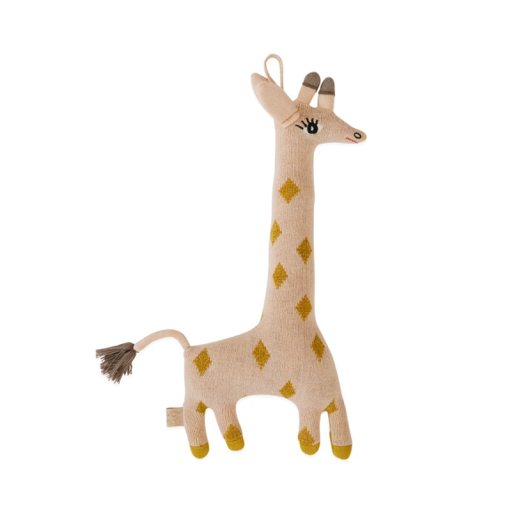 "OYOY - Kuscheltier ""Baby Guggi Giraffe"""