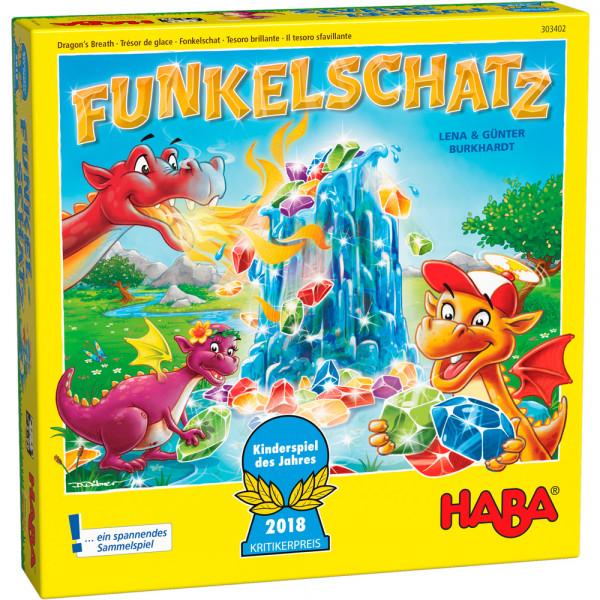 """HABA - Kinderspiel """"Funkelschatz"""""""