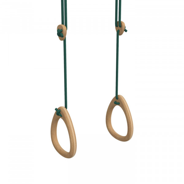 Lillagunga - Rings Oak - green