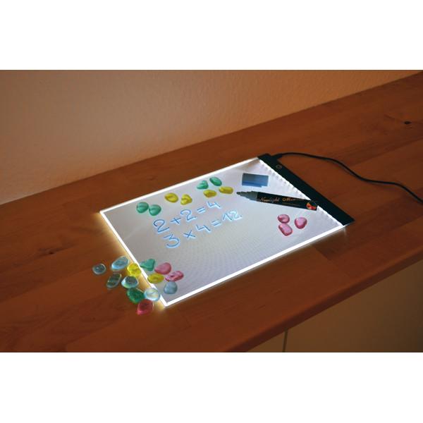 EDUPLAY - LED Leuchtplatte A4