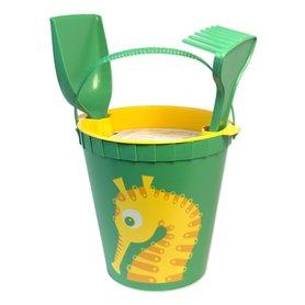 Djeco - Strandspielzeug Seepferdchen - grün
