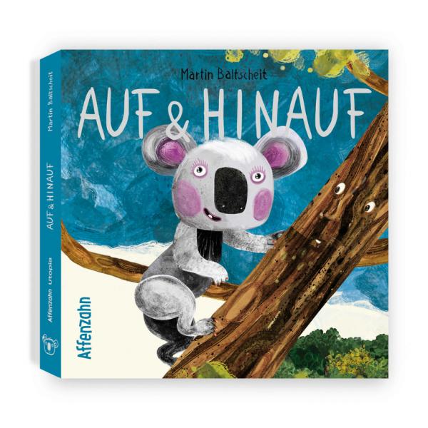 """Affenzahn - Bilderbuch """"Auf & Hinauf"""""""