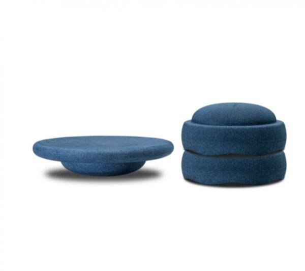 Stapelstein - Balance-Setnachtblau