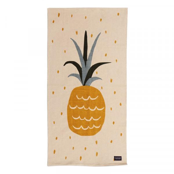 Roommate - Pineapple Woven Floormat
