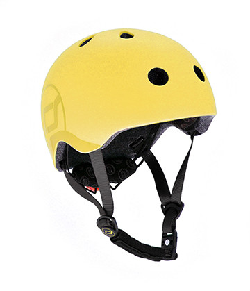 Scoot & Ride - Helm S-M lemon