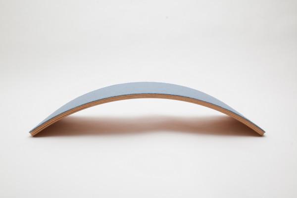 Wobbel - Starter Transparent lackiert Filz Luft