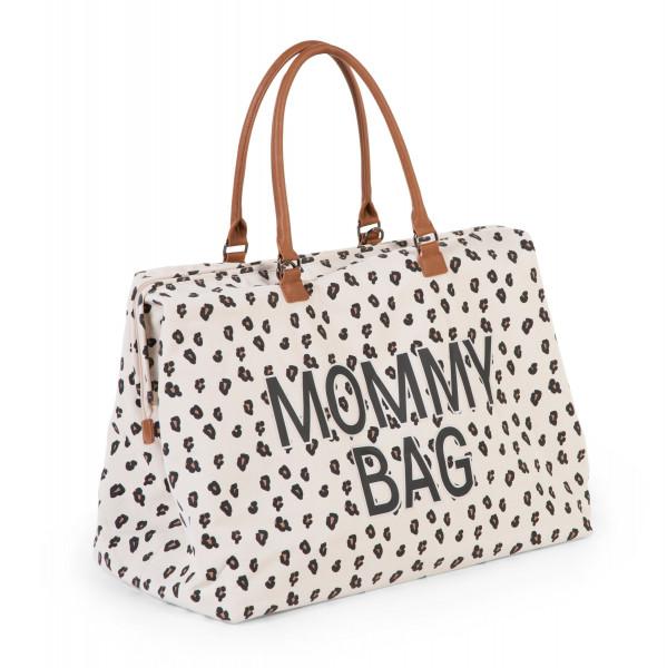Childhome - Wickeltasche Mommy Bag leopard