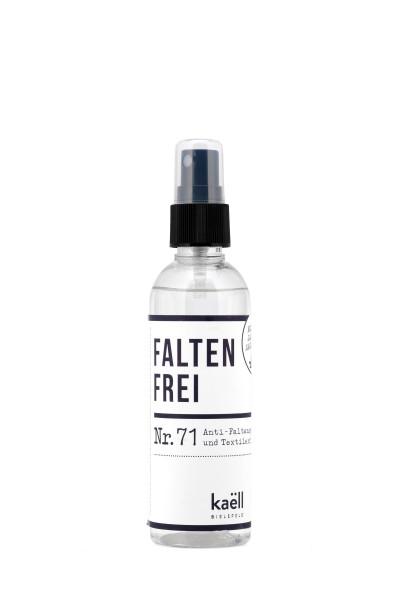 """kaëll BIELEFELD - """"FALTENFREI"""" - Anti-Faltenspray und Textilerfrischer"""