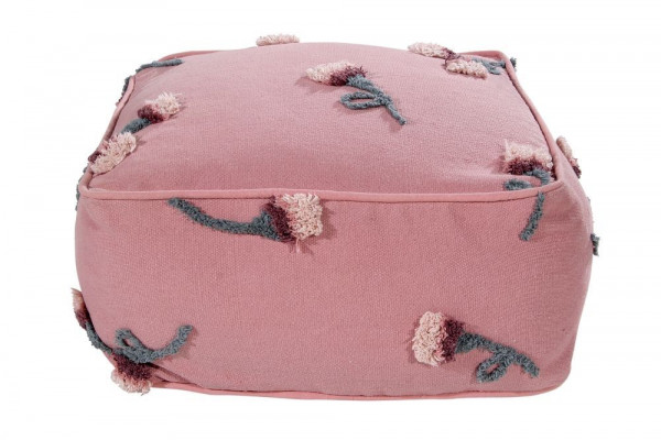 Lorena Canals - Sitzpouf English Garden Ash Rose
