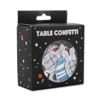ava&yves - Tischkonfetti Space