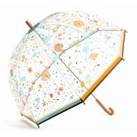 Djeco - Regenschirm Erwachsene kleine Blumen