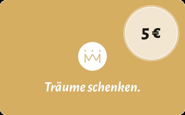 5 EUR Dreams4Kids Gutschein