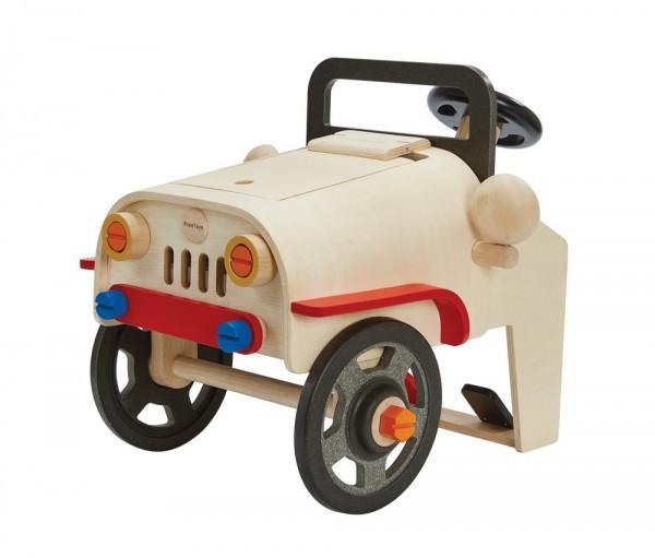 Plan Toys - Automechaniker aus Holz