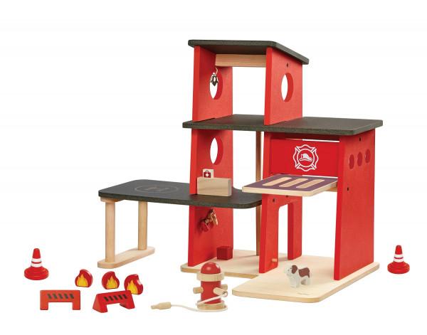 Plan Toys - Feuerwache