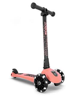 Scoot & Ride - Highwaykick 3 LED peach