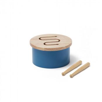 Kids Concept - Trommel klein blau