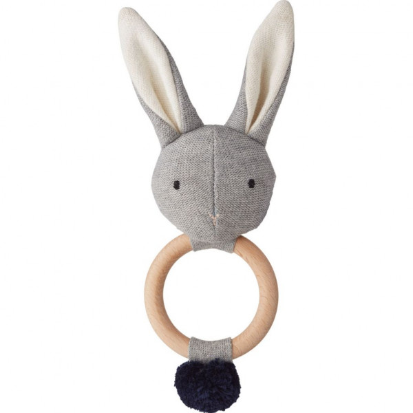Liewood - Rassel Rabbit grey