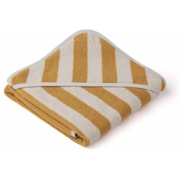 Liewood - Alba Baby Handtuch yellow mellow/sandy
