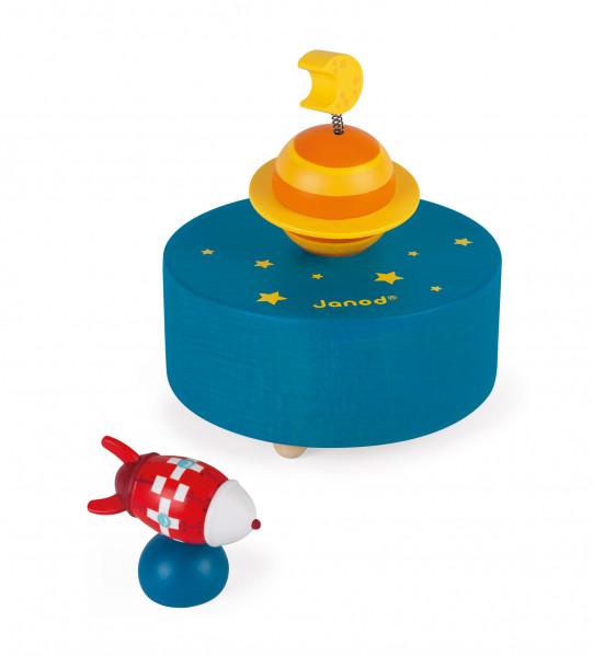 Janod - Spieluhr Weltall