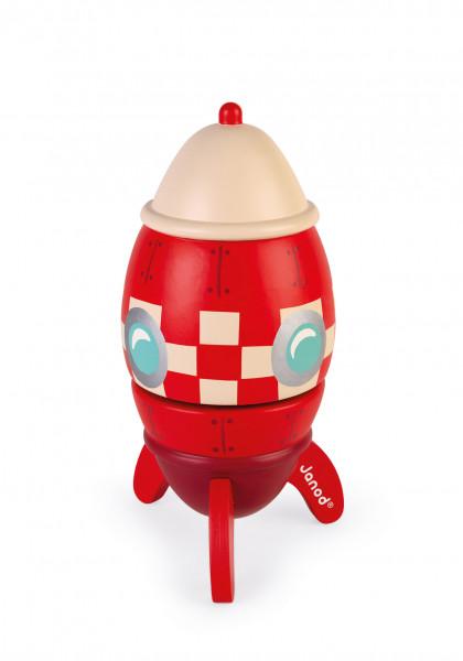 Janod - Spieluhr Rakete