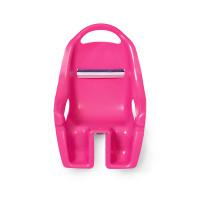 Mini Mommy - Puppenfahrradsitz pink