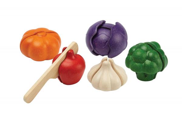 Plan Toys - Gemüse Set 5-teilig
