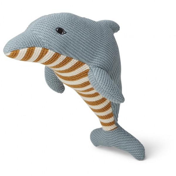 Liewood - Delphin Diver Kuscheltier sea blue