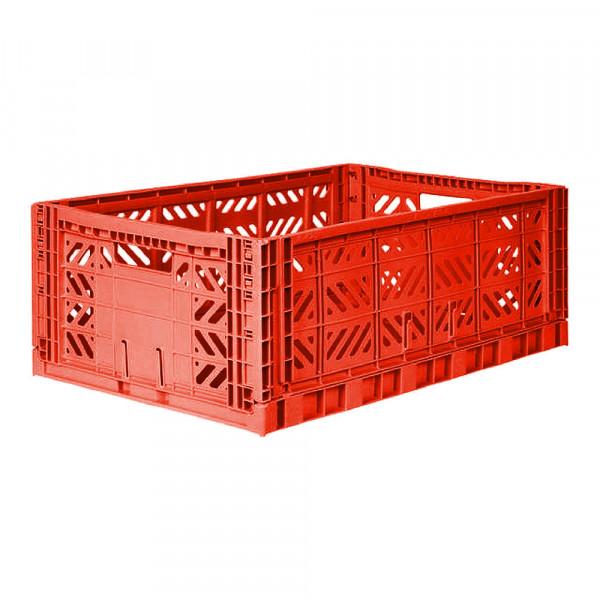 Ay-Kasa - Aufbewahrungsbox MAXI red