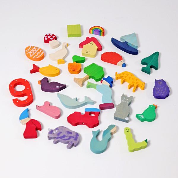 GRIMM'S - ABC Lernfiguren
