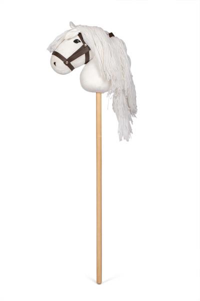 """byASTRUP - Steckenpferd """"Hobby Horse"""" weiß"""