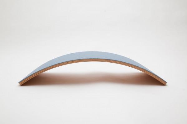 Wobbel - Starter Transparent lackiert Filz Maus