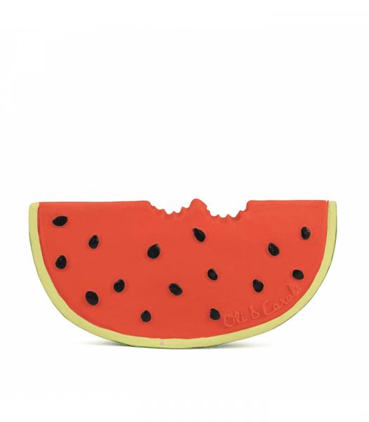 "Oli&Carol - Zahnungshilfe Fruits&Veggies ""Wally the Watermelon"""