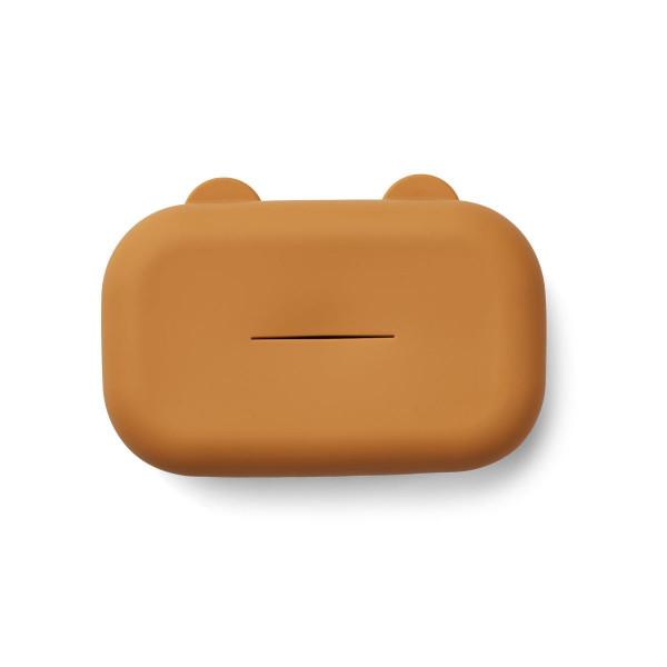 Liewood - Feuchttücherbox Emi mustard