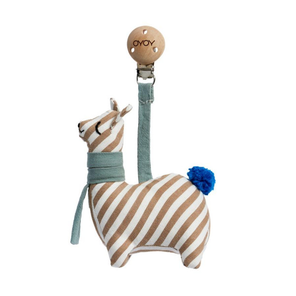 OYOY - Mini-Lama mit Befestigungsclip